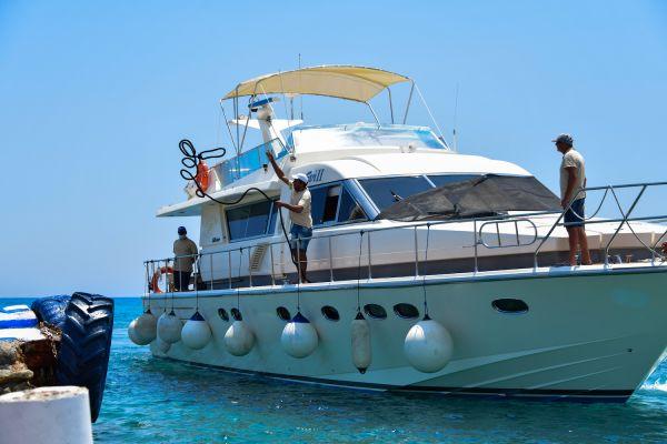 Cruises to Chrissi Island - Crete