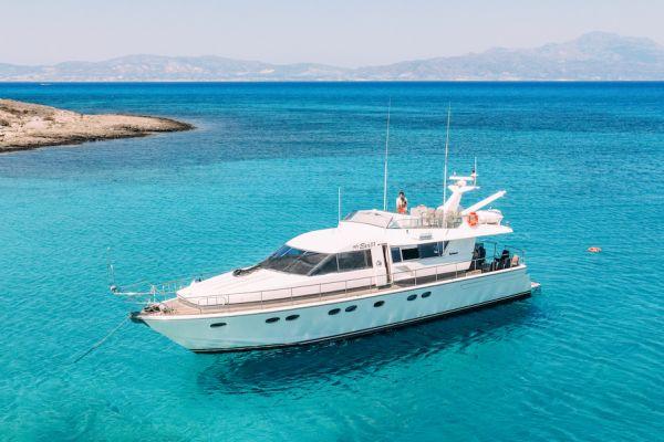 Semi Private cruises at Chrissi island Crete - Greece